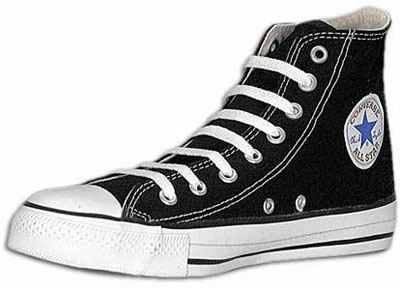 Chuck Taylor High Top Shoe Laces