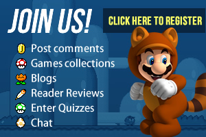 Sign up today for blogs, games collections, reader reviews and much more