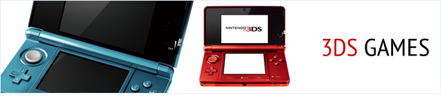 Search our  Nintendo 3DS   video games   lists for reviews, videos, trailers and pictures. Find the perfect game today with our search and get playing!