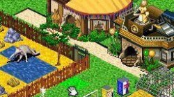 Screenshot for Zoo Tycoon DS - click to enlarge