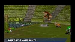 Screenshot for Super Mario Strikers - click to enlarge