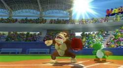 Screenshot for Mario Superstar Baseball - click to enlarge