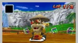 Screenshot for Mario Kart DS - click to enlarge