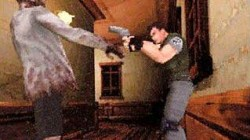 Screenshot for Resident Evil: Deadly Silence - click to enlarge