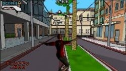 Screenshot for Tony Hawk's American Sk8land - click to enlarge