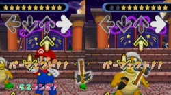 Screenshot for Dance Dance Revolution: Mario Mix - click to enlarge