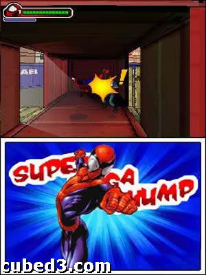 ultimate spider man ds: