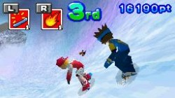 Screenshot for SBK: Snowboard Kids - click to enlarge