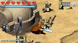 Lego Star Wars The Video Game Game Boy Advance Review Page 1