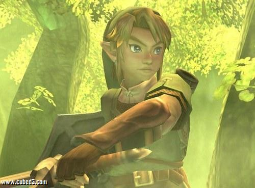 Screenshot for The Legend of Zelda: Twilight Princess on GameCube