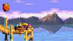 Screenshot for Donkey Kong Country 3 - click to enlarge