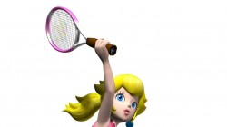 Screenshot for Mario Power Tennis - click to enlarge