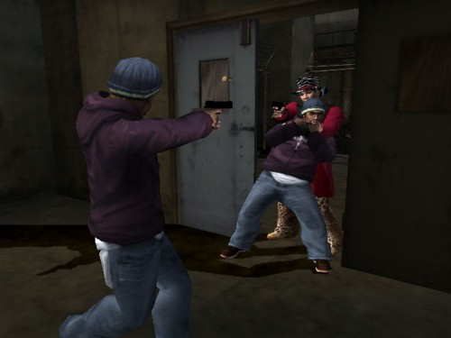Screenshot for True Crime: New York City on GameCube - on Nintendo Wii U, 3DS games review