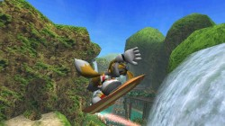 Screenshot for Sonic Riders - click to enlarge