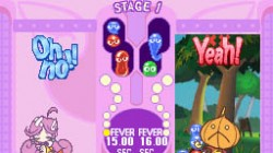 Screenshot for Puyo Pop Fever - click to enlarge