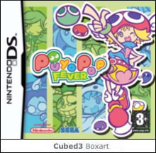 Box art for Puyo Pop Fever