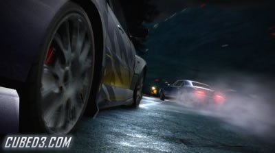 Screenshot for Need for Speed: Carbon on GameCube- on Nintendo Wii U, 3DS games review