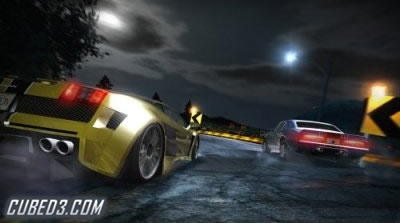 Screenshot for Need for Speed: Carbon on GameCube - on Nintendo Wii U, 3DS games review