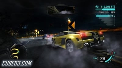 Need For Speed Carbon Gamecube Review Page 1 Cubed3