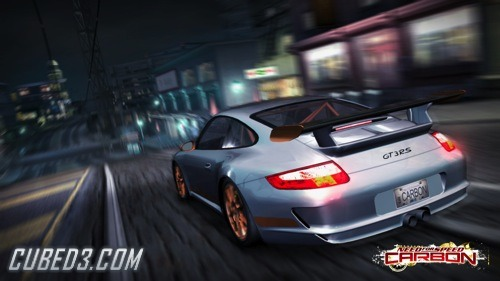 Need For Speed Carbon Wii Review Page 1 Cubed3