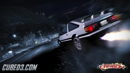 Need For Speed: Carbon (Wii) Review - Page 1 - Cubed3
