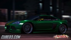 Screenshot for Need For Speed: Carbon - click to enlarge