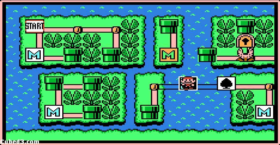 Super Mario Bros  3 on (NES / Wii / 3DS / Wii U Virtual