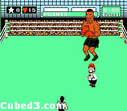 Screenshot for Mike Tyson's Punch Out on NES- on Nintendo Wii U, 3DS games review