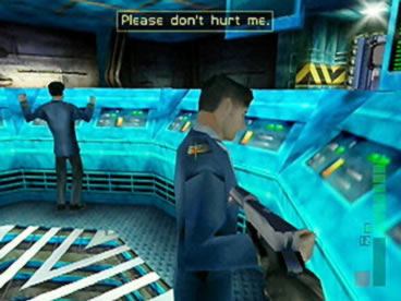 Screenshot for Perfect Dark on Nintendo 64- on Nintendo Wii U, 3DS games review