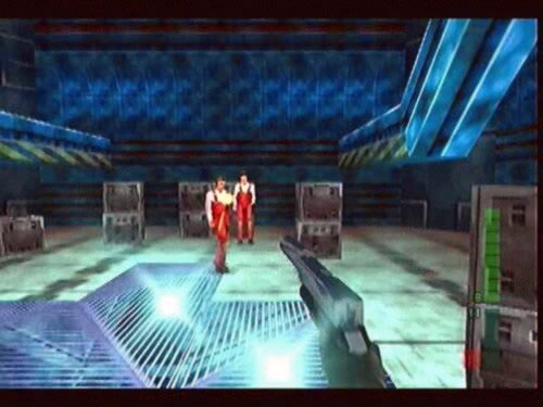Screenshot for Perfect Dark on Nintendo 64 - on Nintendo Wii U, 3DS games review