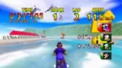 how to stop mario kart on dolphin being slow