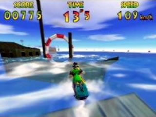 Screenshot for Wave Race 64 on Nintendo 64