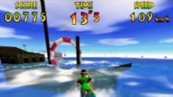 Screenshot for Wave Race 64 - click to enlarge