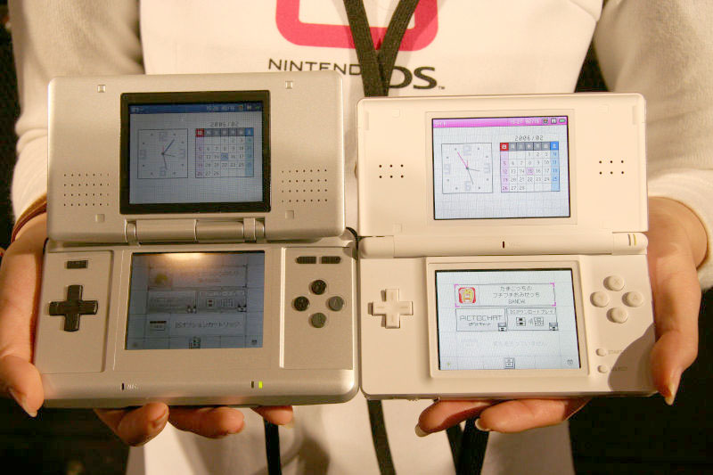 Nintendo on the Go: Nintendo's Handhelds Through the Years ...