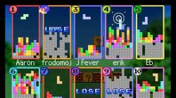 Screenshot for Tetris DS - click to enlarge