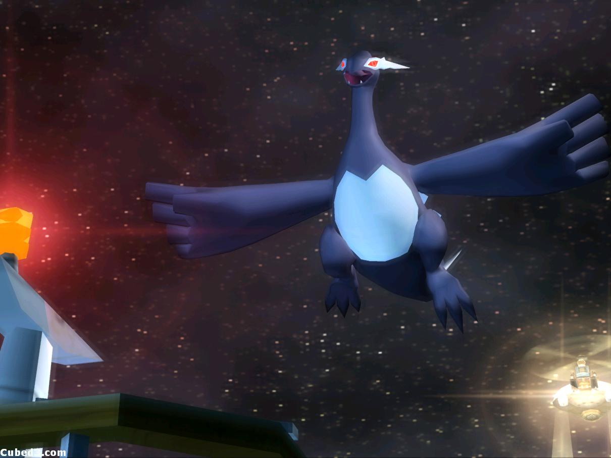 Screenshot for Pokémon XD: Gale of Darkness on GameCube - on Nintendo Wii U, 3DS games review