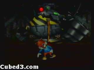 Screenshot for Conker's Bad Fur Day on Nintendo 64- on Nintendo Wii U, 3DS games review