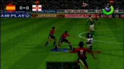 Screenshot for International Superstar Soccer 98 - click to enlarge
