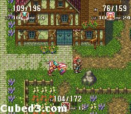 Screenshot for Seiken Densetsu 3 (Secret of Mana 2) on Super Nintendo