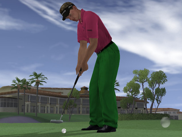 Screenshot for Tiger Woods PGA Tour 06 on GameCube - on Nintendo Wii U, 3DS games review