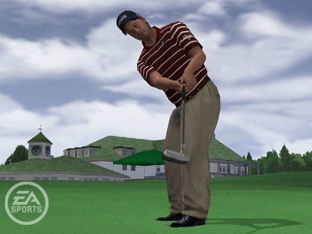 Screenshot for Tiger Woods PGA Tour 06 on GameCube- on Nintendo Wii U, 3DS games review