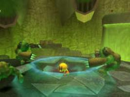 Screenshot for Pac-Man World 3 on GameCube