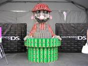 Mario's Large Erection