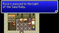 Screenshot for Final Fantasy IV Advance - click to enlarge