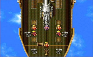 Screenshot for Final Fantasy IV Advance on Game Boy Advance - on Nintendo Wii U, 3DS games review