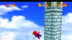 Screenshot for Super Mario 64 - click to enlarge