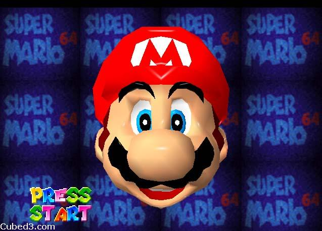 Screenshot for Super Mario 64 on Nintendo 64- on Nintendo Wii U, 3DS games review