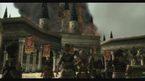 Screenshot for The Legend of Zelda: Twilight Princess on Wii - on Nintendo Wii U, 3DS games review