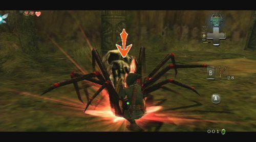 Screenshot for The Legend of Zelda: Twilight Princess on Wii- on Nintendo Wii U, 3DS games review
