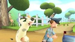 Screenshot for Nickelodeon's Barnyard - click to enlarge